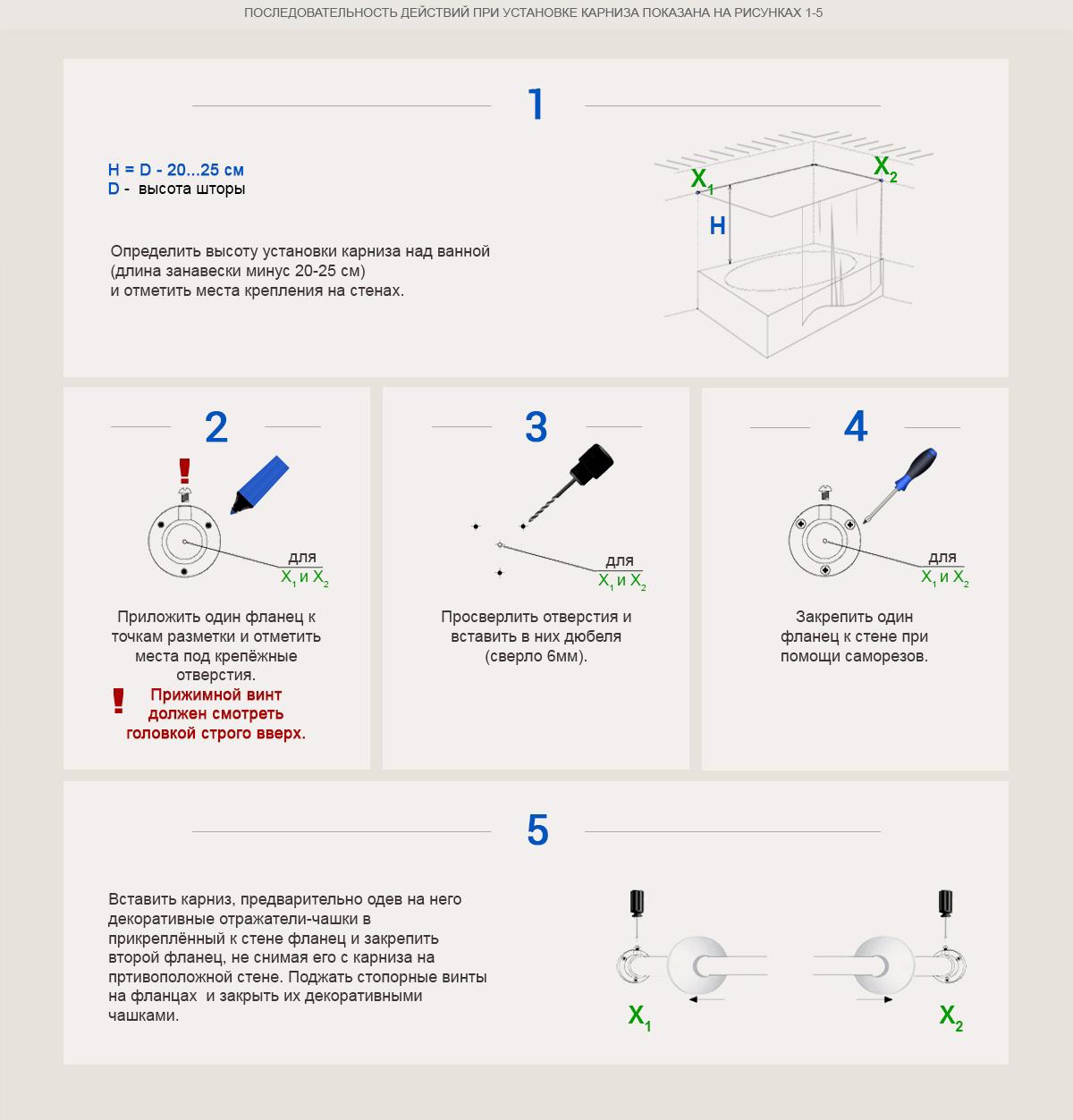 Инструкция по самостоятельной установке